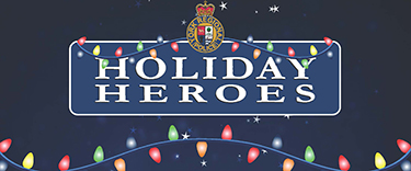 Image result for holiday heroes campaign